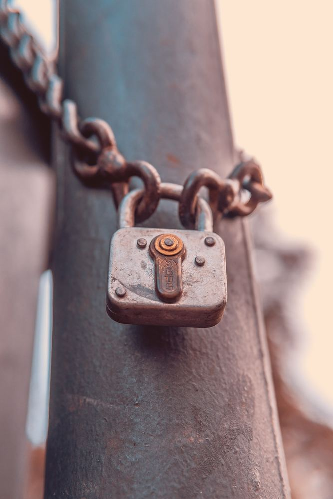 En godt plantet lås kan kun en låsesmed knekke koden på