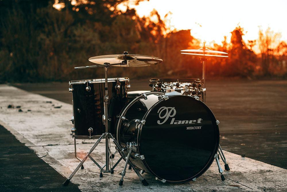 Vil du lære å spille trommer?