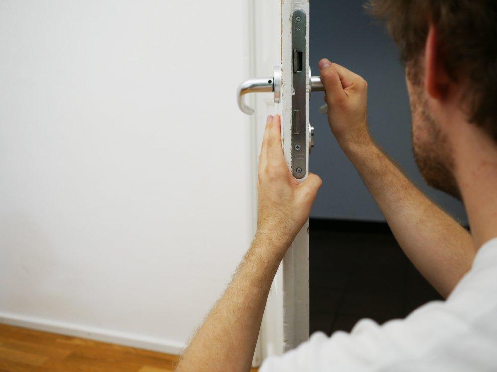 Har du lagt igjen husnøklene på jobb?